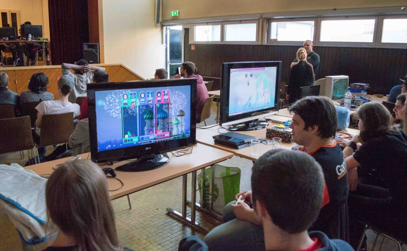Gameland 2017 – Gaming