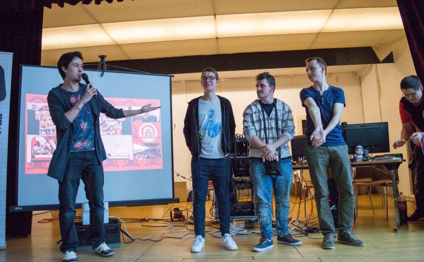 Gameland 2017 –Winners