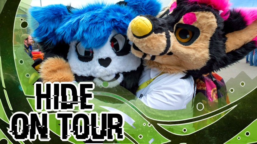 Hide On Tour – LuxCon2017