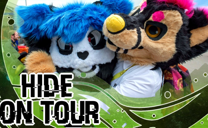 Hide On Tour – LuxCon 2017