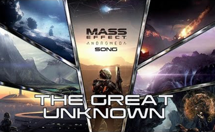 MASS EFFECT ANDROMEDA SONG – The Great Unknown by Miracle Of Sound