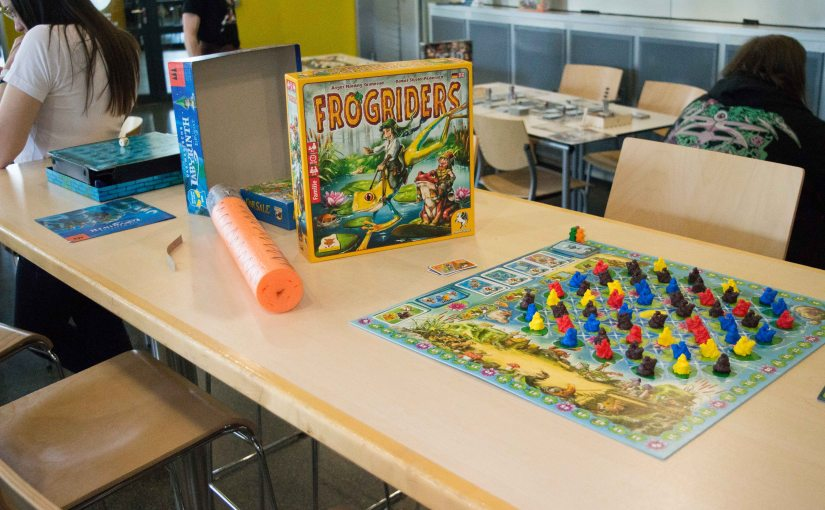 Luxcon 2017 – Games / Social Gaming Luxembourg