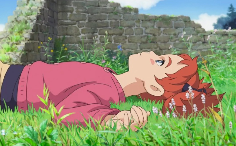 Mary and the Witch's Flower Trailers