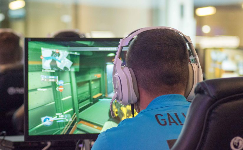 We Live Games – Belval Call of Duty Tournament