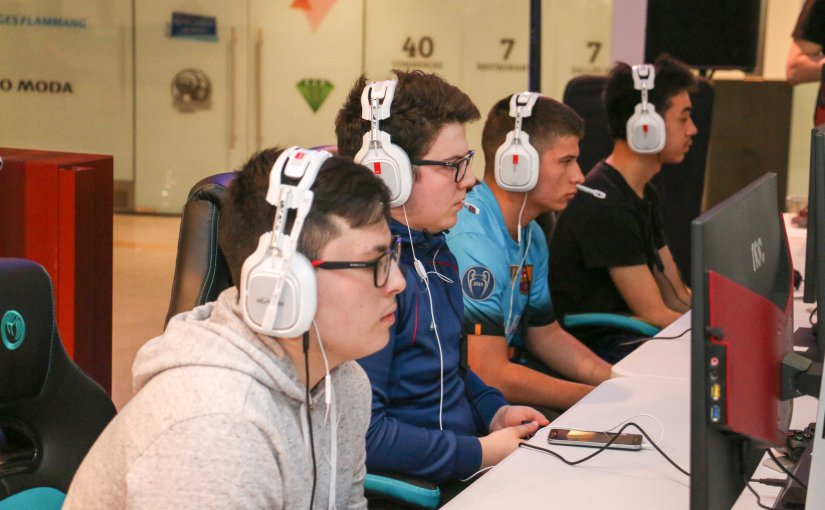 We Live Games – Belval Call of Duty Tournament Part 2