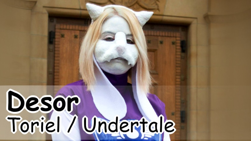 Luxcon 2017 – Desor as Toriel – Cosplay Contest