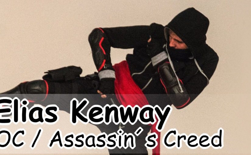 Luxcon 2017 – Elias Kenway as Modern Assassin – Cosplay Contest
