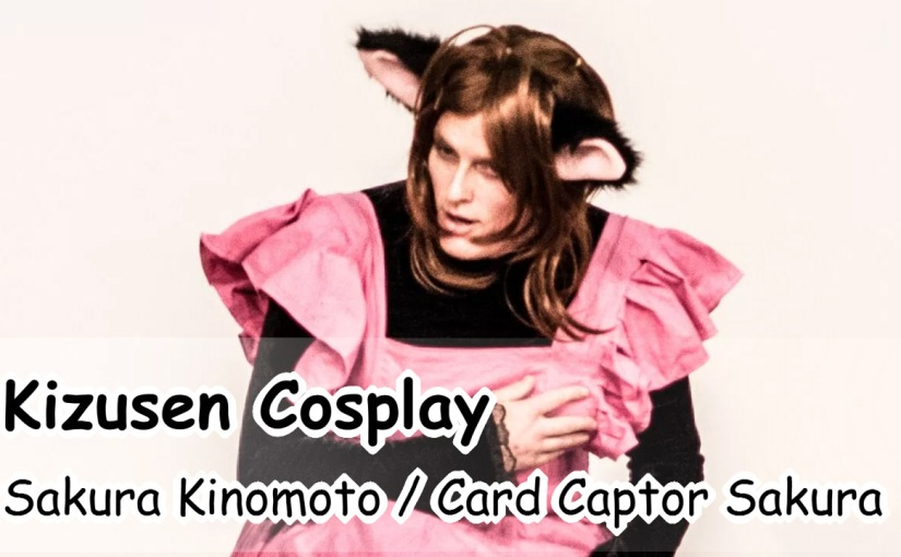 Luxcon 2017 – Kizuisen Cosplay as Sakura Kinomoto – Cosplay Contest