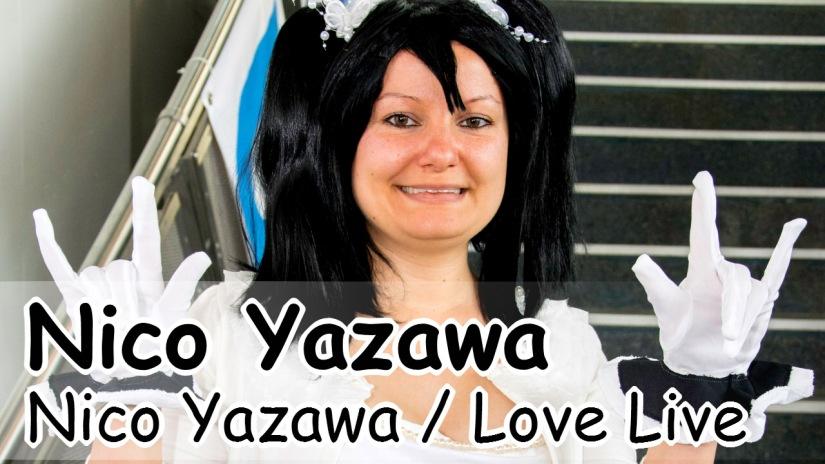 Luxcon 2017 – Nico Yazawa as Nico Yazawa – CosplayContest