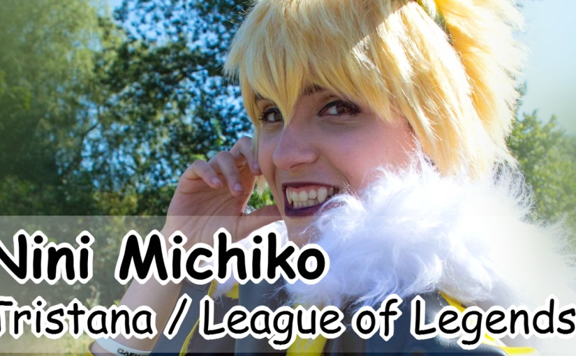 Luxcon 2017 – Nini Michiko as Tristana – Cosplay Contest