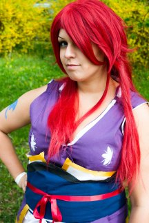 Erza Scarlet Fairy Tail © Sam van Maris Geeks Life Luxembourg-0027