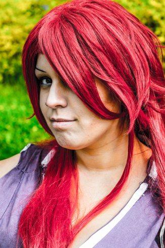 Erza Scarlet Fairy Tail © Sam van Maris Geeks Life Luxembourg-0029