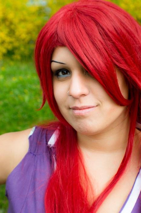 Erza Scarlet Fairy Tail © Sam van Maris Geeks Life Luxembourg-0033