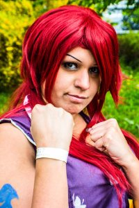 Erza Scarlet Fairy Tail © Sam van Maris Geeks Life Luxembourg-0054