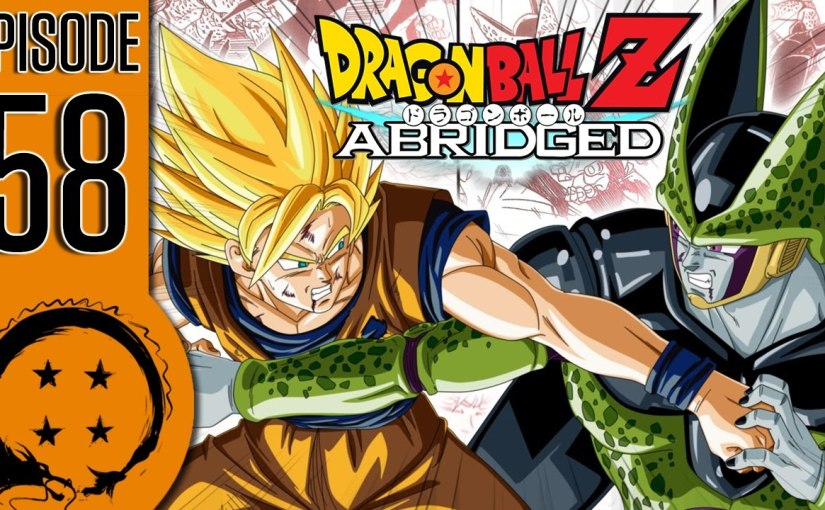 DragonBall Z Abridged: Episode 58 – #CellGames | TeamFourStar (TFS)