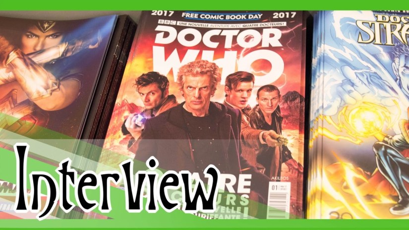 Interview –  Le Reservoir – Free Comic Book Day2017