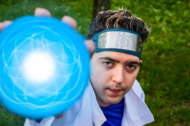 Naruto 4th Hokage © Sam van Maris Geeks Life Luxembourg--3