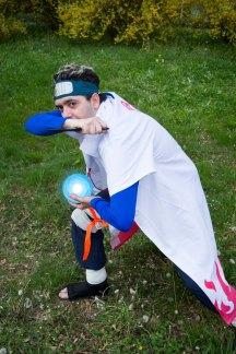 Naruto 4th Hokage © Sam van Maris Geeks Life Luxembourg-