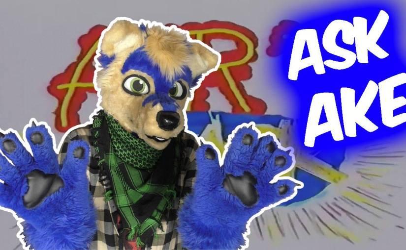 AKE ATTACK und mein eigenes FRÜHSTÜCKSFERNSEHEN | #AskAkeXXL