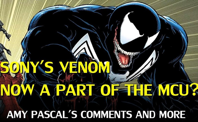 Venom now connected with Spider-man and part of the MCU! Or not?