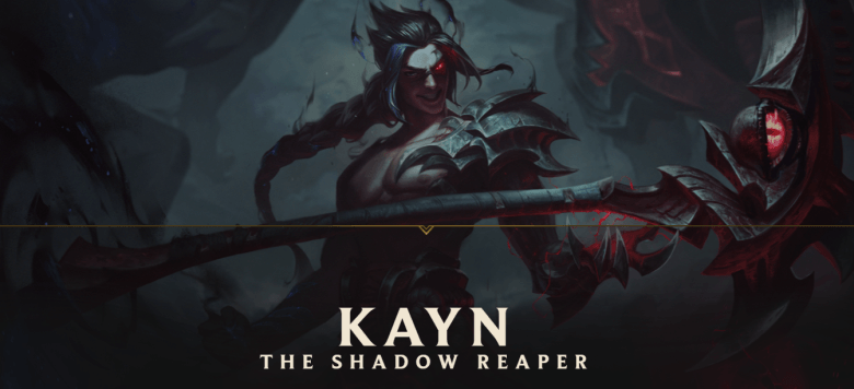 Kayn/Rhaast – new LoL Champion revealed