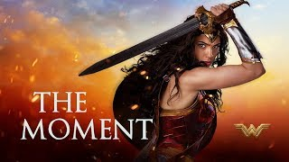 WONDER WOMAN SONG – The Moment (Miracle Of Sound ft Karliene)