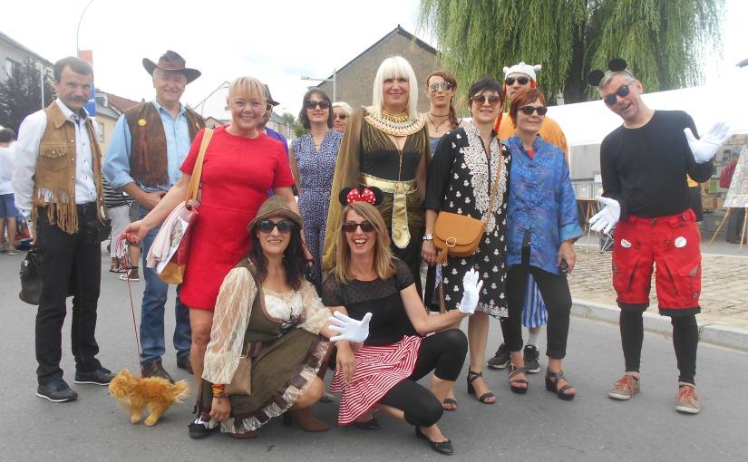 BD Festival in Contern 2017 – Around theCon