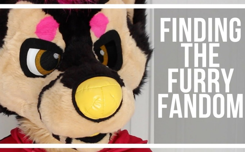 How I found the Furry Fandom