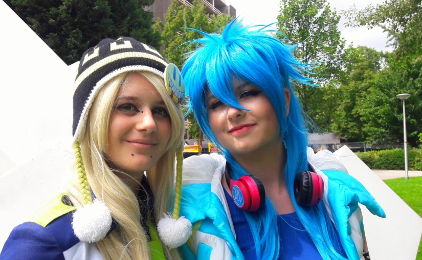 July Cosplay Meet in Eindhoven 3/3