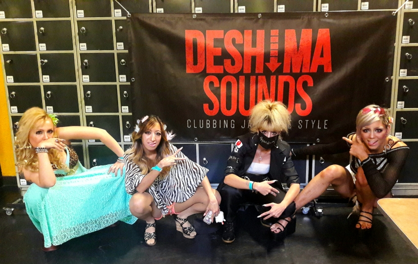 Gyaru Festival x Deshima Sounds: GalFes Summer Event 2017