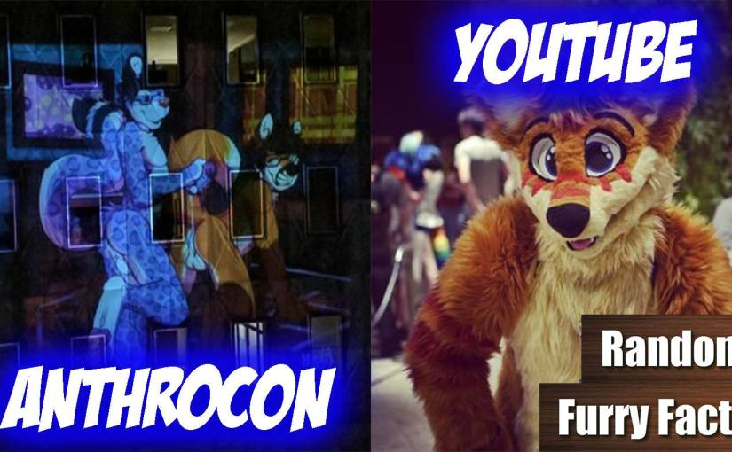 FURRY PORN an der Anthrocon | Der GRÖßTE FURRY-YOUTUBER | Random Furry Facts #8