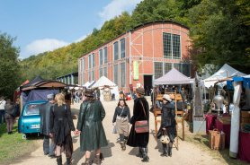 Anno 1900 SteamPunk Festival 2017 Photo by Sam van Maris for Geeks Life Luxembourg-0017