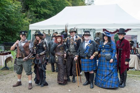 Anno 1900 SteamPunk Festival 2017 Photo by Sam van Maris for Geeks Life Luxembourg-0123