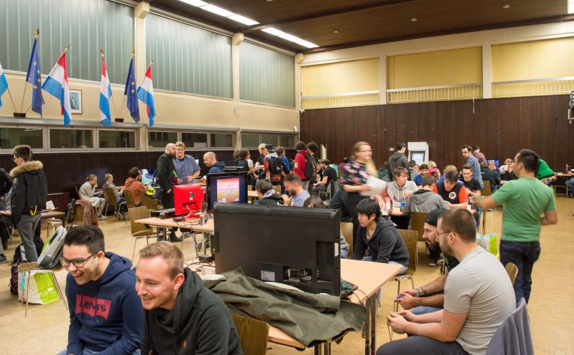 Gaming Café October – videogames.lu 6th anniversary Part 2