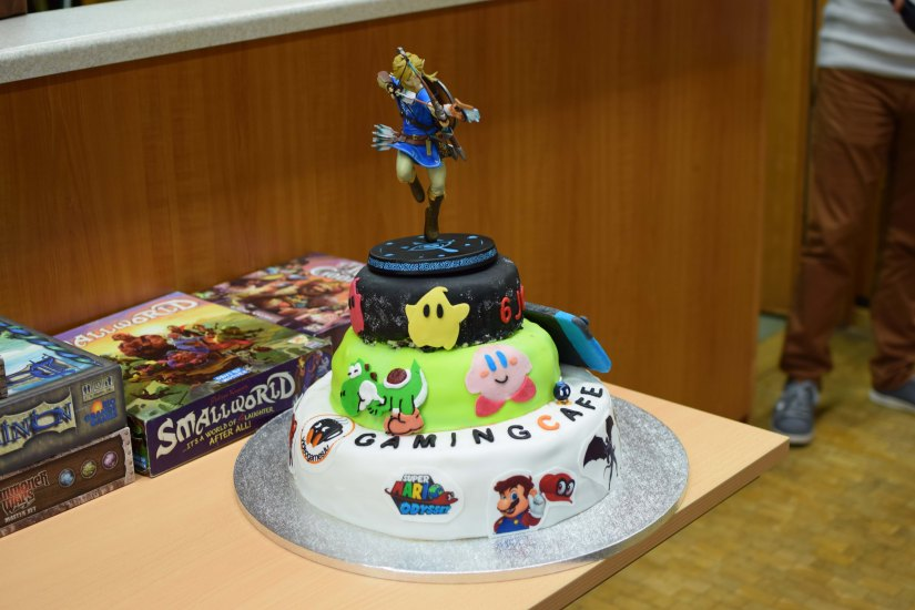 Gaming Café October – videogames.lu 6th anniversary