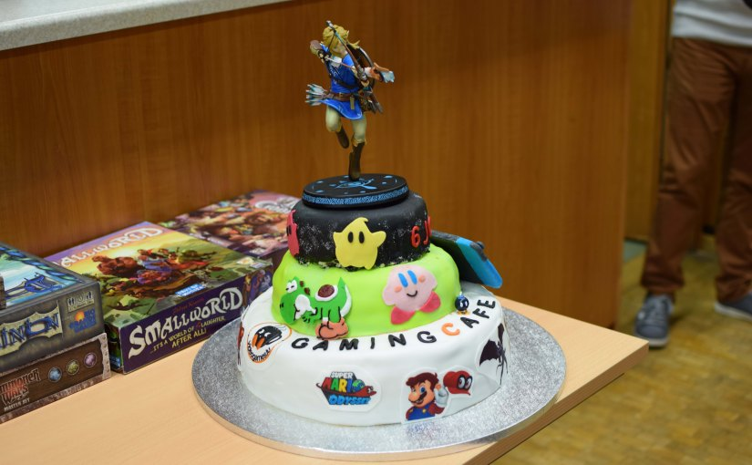 Gaming Café October – videogames.lu 6thanniversary