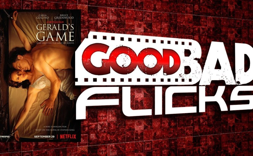 Gerald's Game – MovieReview