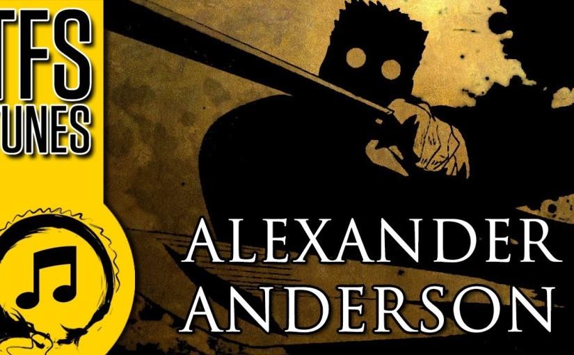Alexander Anderson: A Hellsing X Hamilton Parody – TFS Tunes | Team FourStar