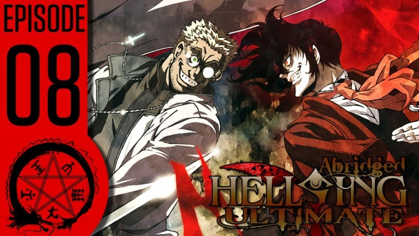 Hellsing Ultimate Abridged Episode 08 – Team Four Star