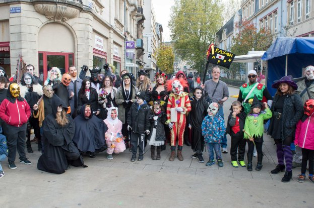 Monster Walk 2017 Photo by Sam van Maris for Geeks Life Luxembourg-0501