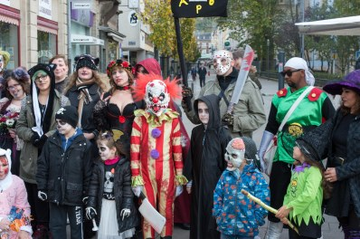 Monster Walk 2017 Photo by Sam van Maris for Geeks Life Luxembourg-0555