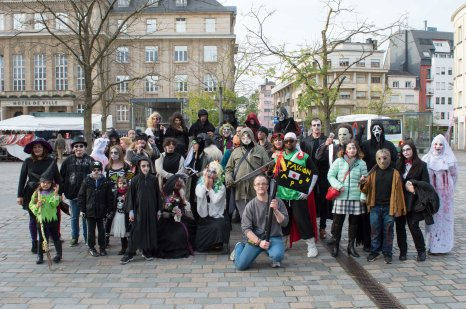 Monster Walk 2017 Photo by Sam van Maris for Geeks Life Luxembourg-0599