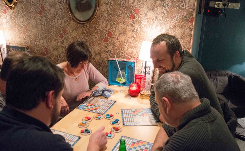 Social Gaming at Ratelach, all good things come to anend!