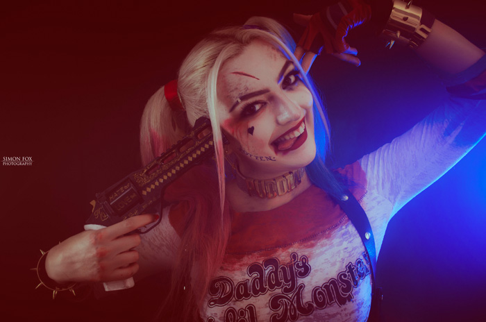 Suicide Squad Harley Quinn by Graceless Cosplay