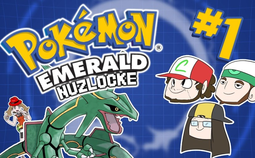 Pokemon Emerald NUZLOCKE | TFS Plays