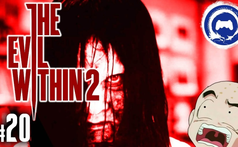 Krillin Plays: The Evil Within 2