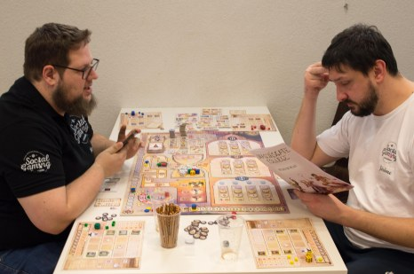 BoardGameCafé Photo by Sam van Maris GLL Geeks Life Luxembourg 2018 -0316