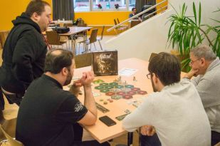 BoardGameCafé Photo by Sam van Maris GLL Geeks Life Luxembourg 2018 -0326