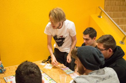 BoardGameCafé Photo by Sam van Maris GLL Geeks Life Luxembourg 2018 -0335