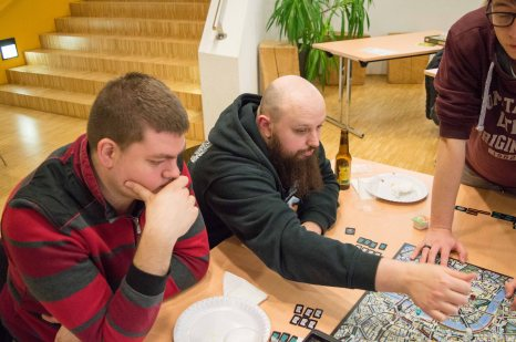 BoardGameCafé Photo by Sam van Maris GLL Geeks Life Luxembourg 2018 -0396